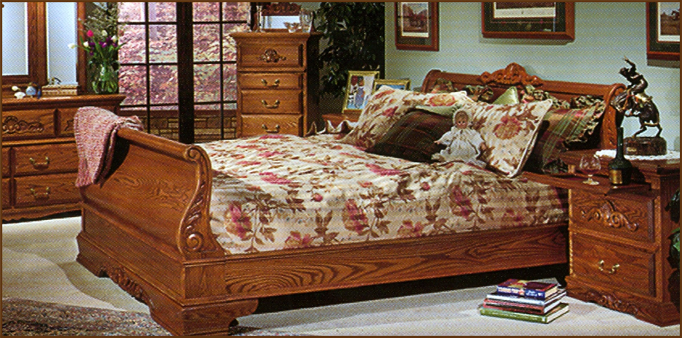 bebe furniture sleigh bed